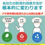 号外【世界3大医学で肌荒れ改善e-book】